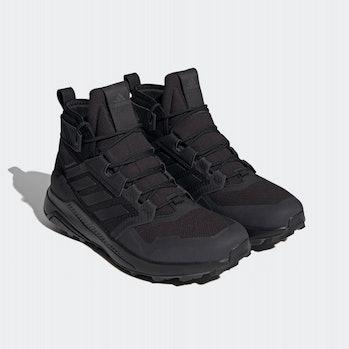 Adidas Terrex Pharrell Trailmaker Mid Triple Black