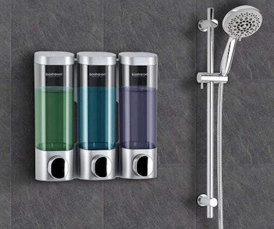 Bosharon Shampoo Dispenser (3-Chamber)