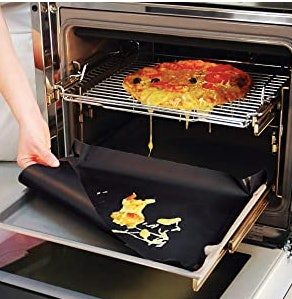 ThreadNanny Nonstick Oven Liners (2-Pack)