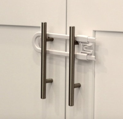 Child Safety Sliding Cabinet Locks