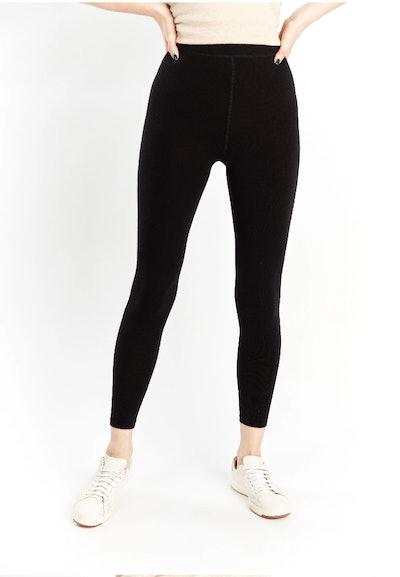 Silk Cashmere Leggings
