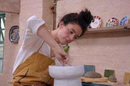 'The Great Pottery Throwdown' on Channel 4