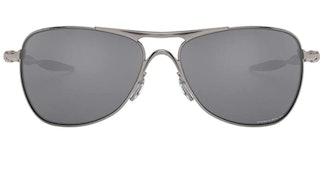 Oakley Men's Crosshair Metal Aviator Sunglasses