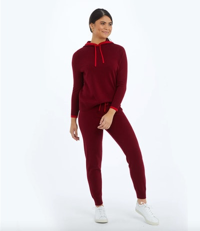 The Coziest Cashmere Blend Jogger