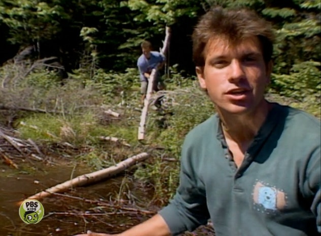 'Kratts Creatures' features brothers Chris and Martin Kratt exploring the natural world.