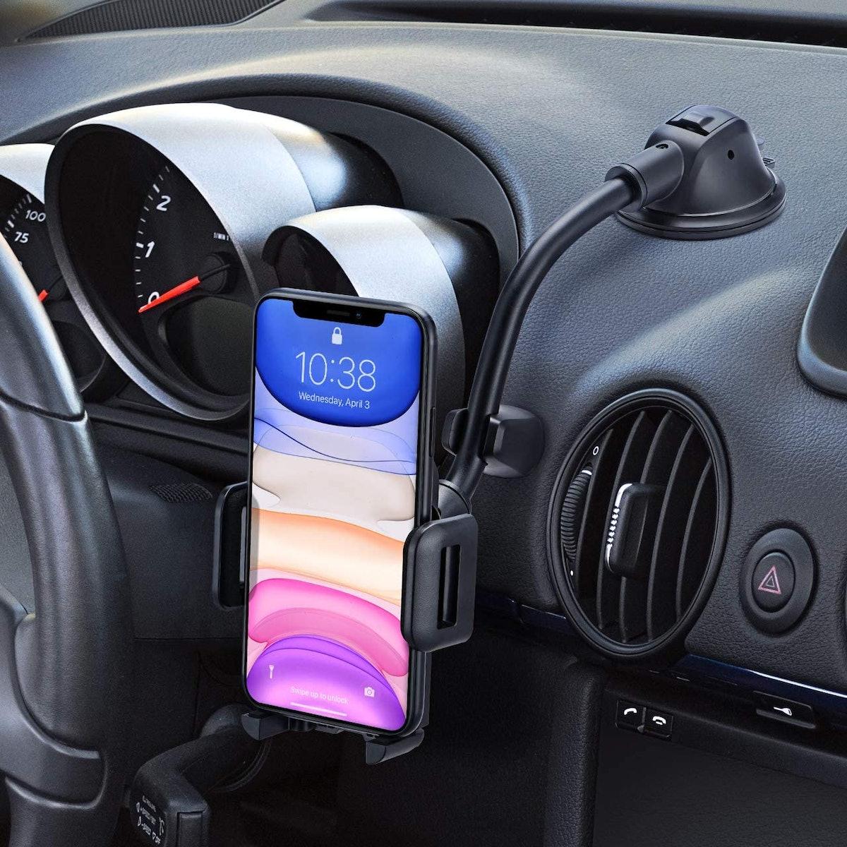 Mpow Dashboard Phone Mount