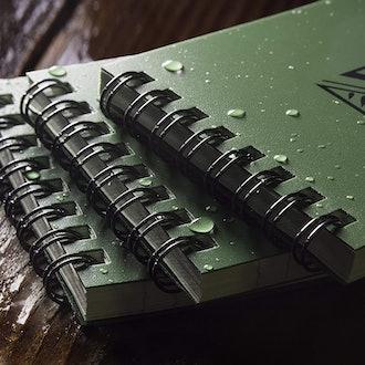 Rite in the Rain Weatherproof Top-Spiral Notebook,