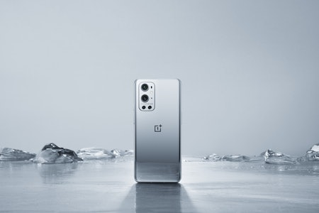 OnePlus 9 Pro with Hasselblad camera press image