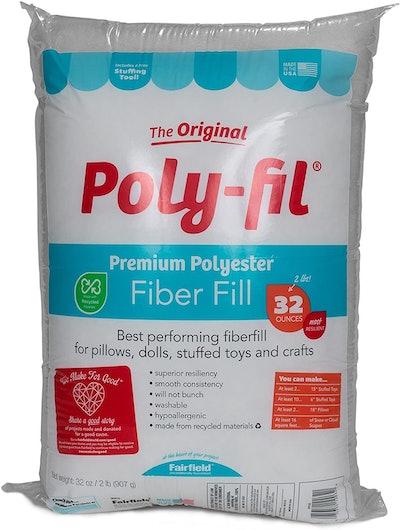 Fairfield Poly-Fil Fiber Fill