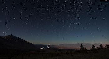 starry night photo vr
