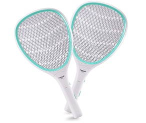 Faicuk Handheld Bug Zapper Racket (2-Pack)