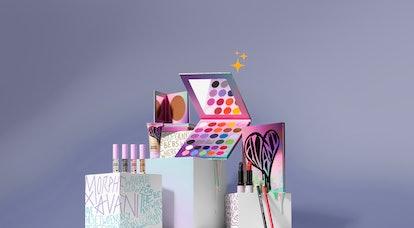 Avani x Morphe collection product shot