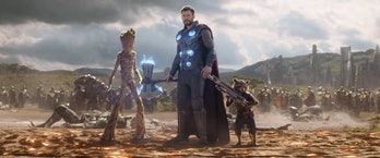 Thor 4 Gorr the God Butcher time travel theory