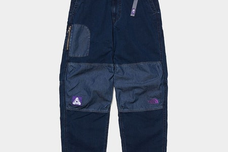 Palace The North Face Purple Label Collaboration