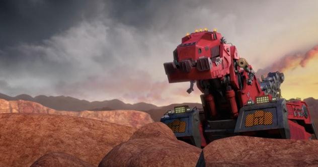 Watch 'Dinotrux' on Netflix