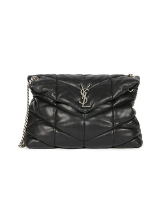 Loulou Puffer Leather Shoulder Bag