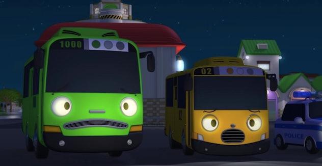 'Tayo the Little Bus' is on Netflix