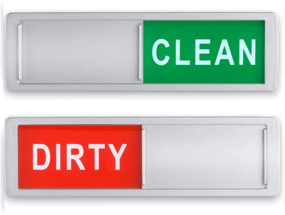 Sperric Clean Dirty Dishwasher Magnet