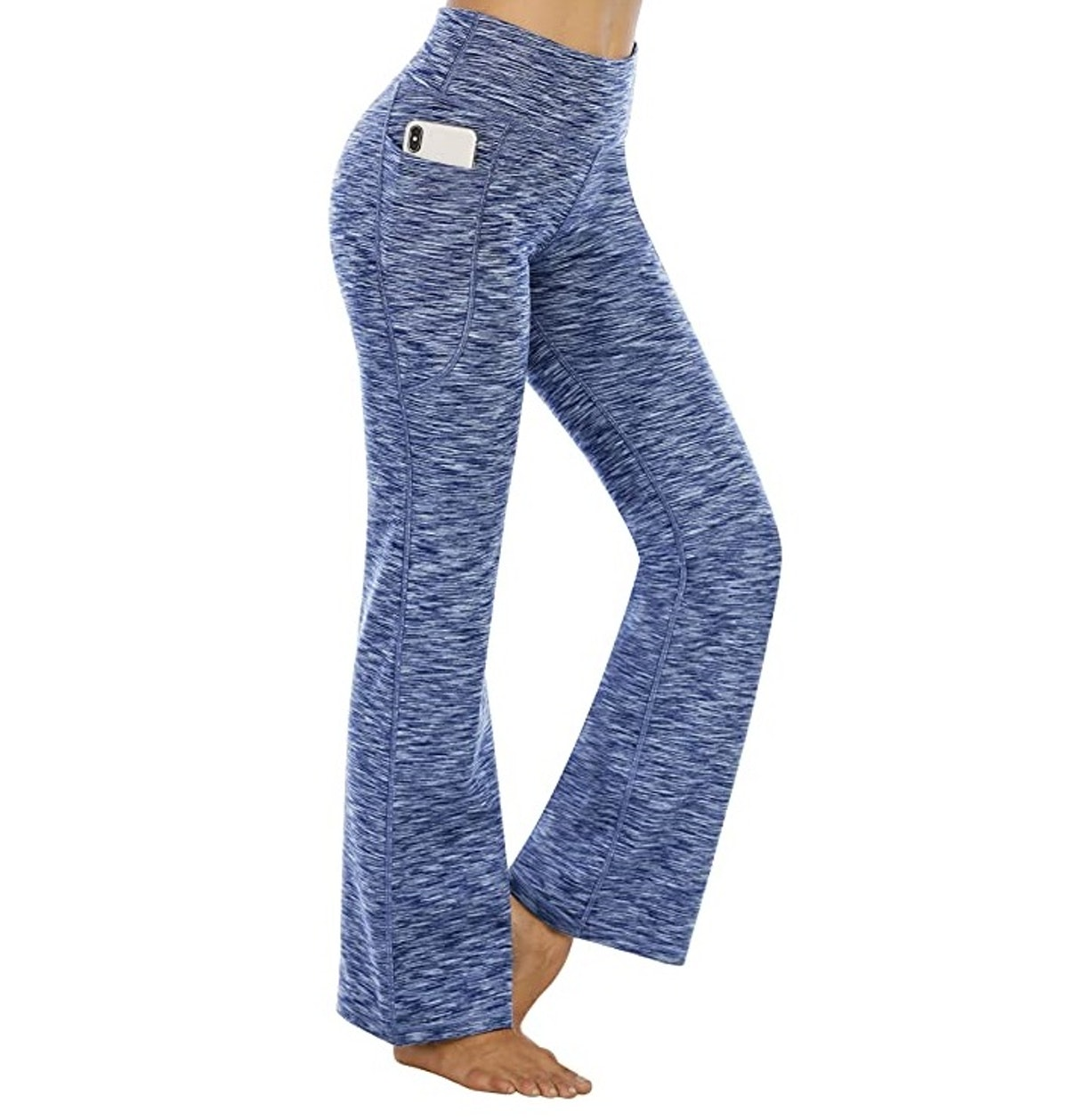 Heathyoga Bootcut Yoga Pants
