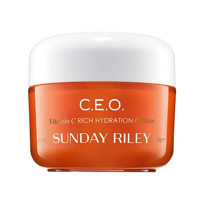 Sunday Riley C.E.O. Vitamin C Rich Hydration Cream