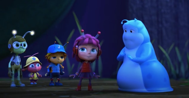 The Beat Bugs sing songs by The Beatles