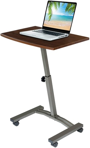 Seville Classics Adjustable Laptop Table