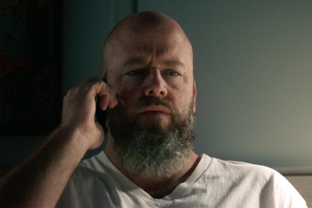 Chris Sullivan as Old Toby in This Is Us
