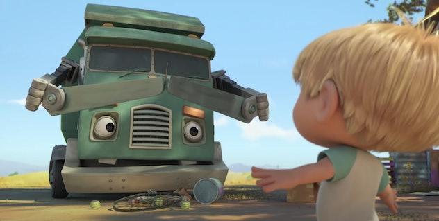 'Trash Truck' is on Netflix