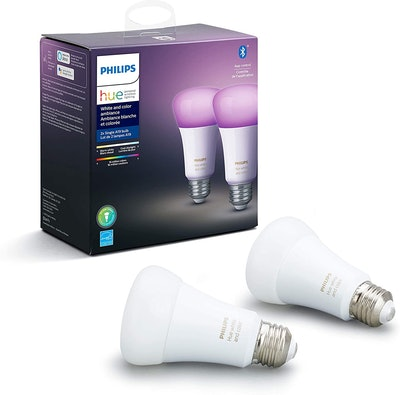 Philips Hue White and Color Ambiance Light Bulb