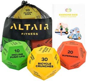Altair Exercise Dice