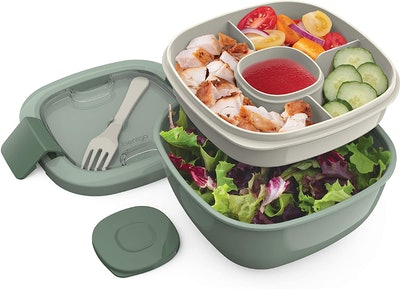 Bentgo Compartmentalized Salad Container