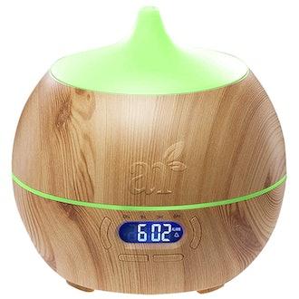 Artnaturals Essential Oil Diffuser with Bluetooth Speaker