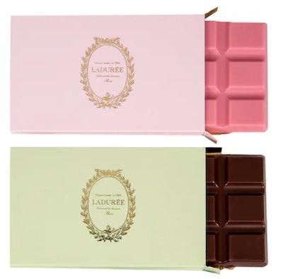 Ladurée Paris Mini Chocolate Bars