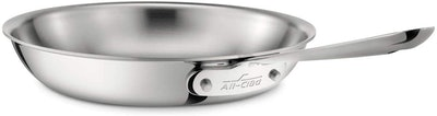 All-Clad 4112 Stainless Steel Tri-Ply Fry Pan (12 Inch)