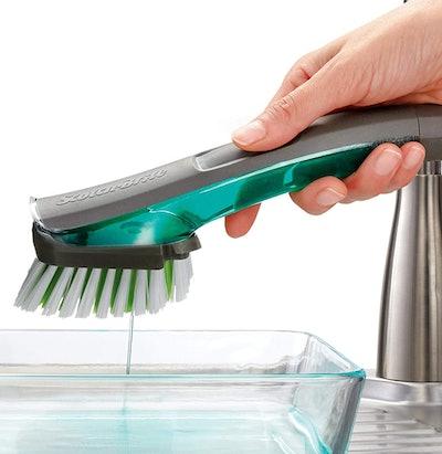 Scotch-Brite Advanced Soap Control Dishwand Brush