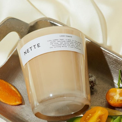 Nette Laide Tomate Candle