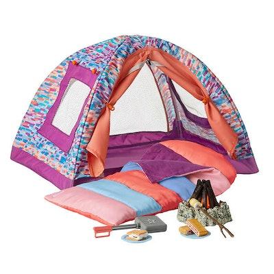 American Girl S'more Fun Camping Set