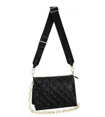 Coussin Leather Handbag