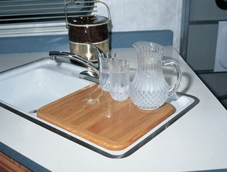 Camco Sink Cover