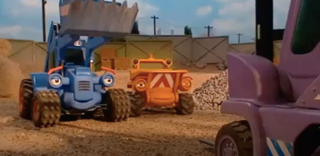 Your kids will love 'Construction Site'