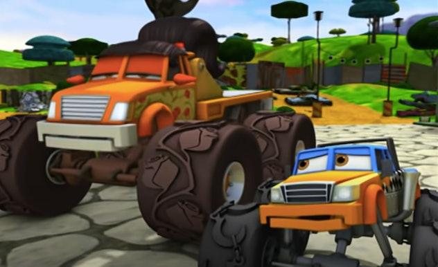 Meet the Monster Trucks