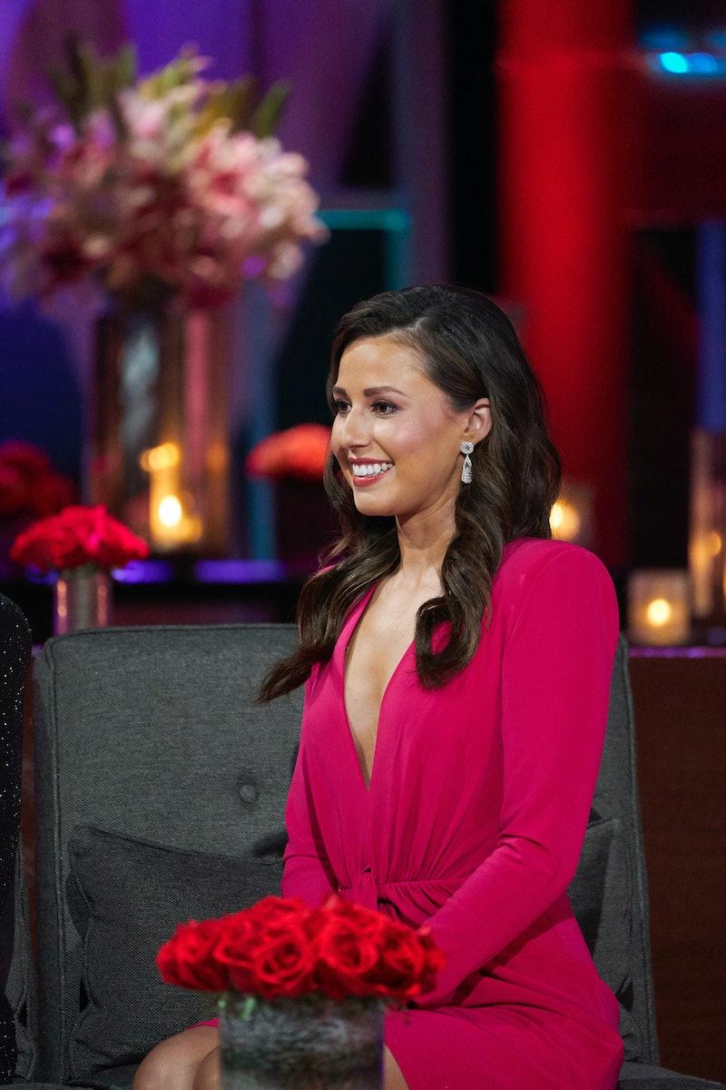 Katie Thurston's 'Bachelorette' contestants. Photo via ABC