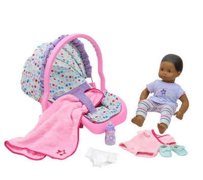 American Girl Bitty Baby Doll and Accessories