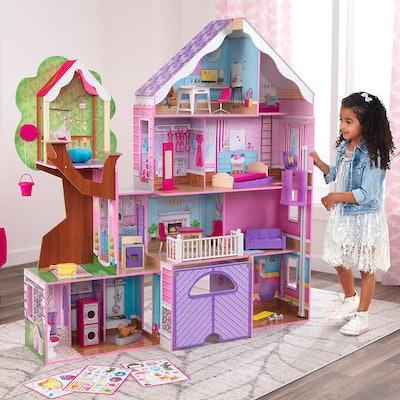 KidKraft Treehouse Retreat Mansion Dollhouse