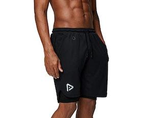 Pinkbomb Running Shorts