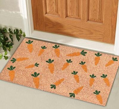 Carrot Doormat