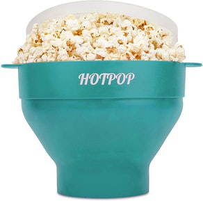 HOTPOP Microwave Popcorn Bowl