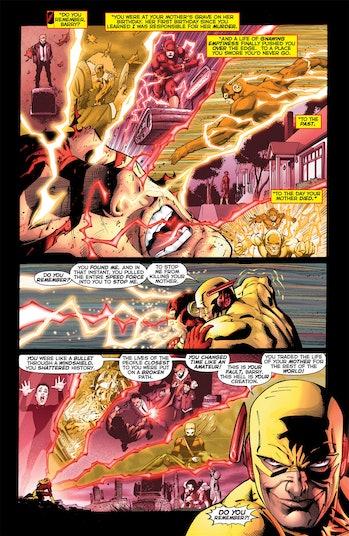 DC Flashpoint Snyder Cut