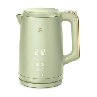 1.7L One-Touch Electric Kettle, Sage Green by Drew Barrymore