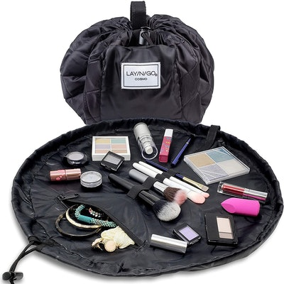 Lay-n-Go Drawstring Makeup Bag